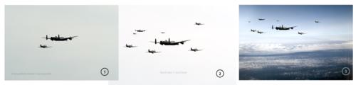 Bomber-escorts-development-blog-Gary-Eason