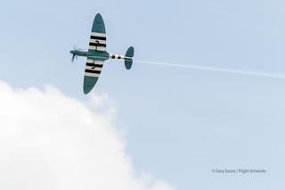 Spitfire-PR-oil-leak-Gary-Eason-sm