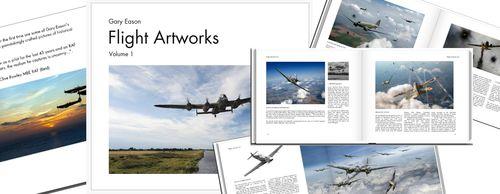 Flight Artworks Volume 1 by Gary Eason