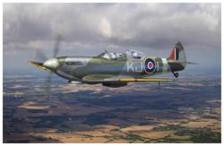 Spitfire TR9 SM520 Gary Eason