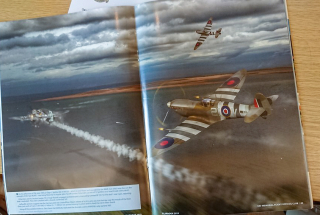 Normandy_Spitfire_attack_Gary_Eason_tearsheet-2_original