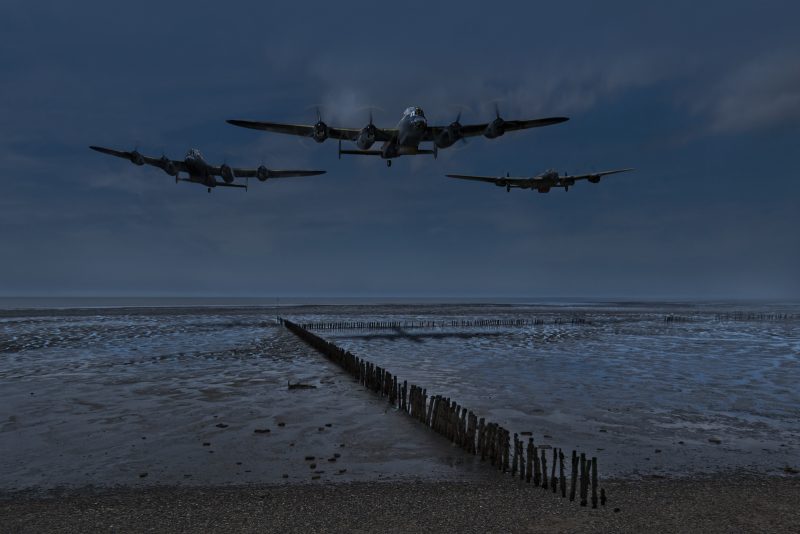 Dambusters enemy coast ahead v2 Gary Eason