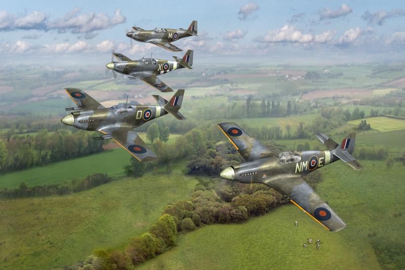 268 Squadron Mustangs Gary Eason websize